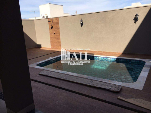 casa de condomínio com 3 dorms, condomínio golden park residence, mirassol - r$ 1.050.000,00, 240m² - codigo: 3959 - v3959