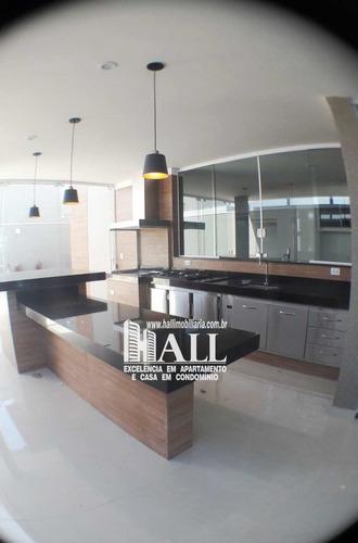 casa de condomínio com 3 dorms, condomínio golden park residence, mirassol - r$ 1.070.000,00, 270m² - codigo: 2280 - v2280