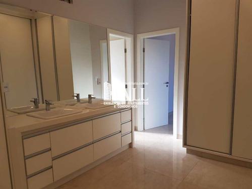 casa de condomínio com 3 dorms, condomínio golden park residence, mirassol - r$ 1.490.000,00, 398,54m² - codigo: 2286 - v2286