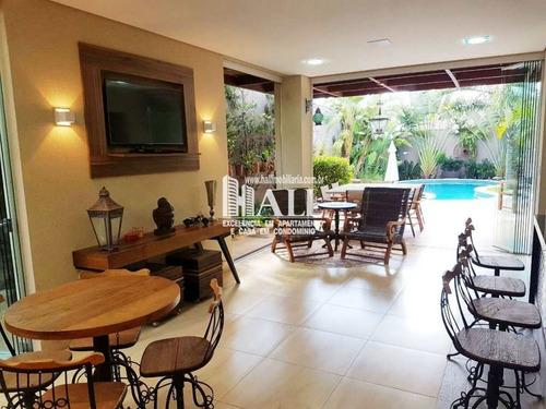 casa de condomínio com 3 dorms, condomínio golden park residence, mirassol - r$ 1.590.000,00, 270m² - codigo: 2276 - v2276