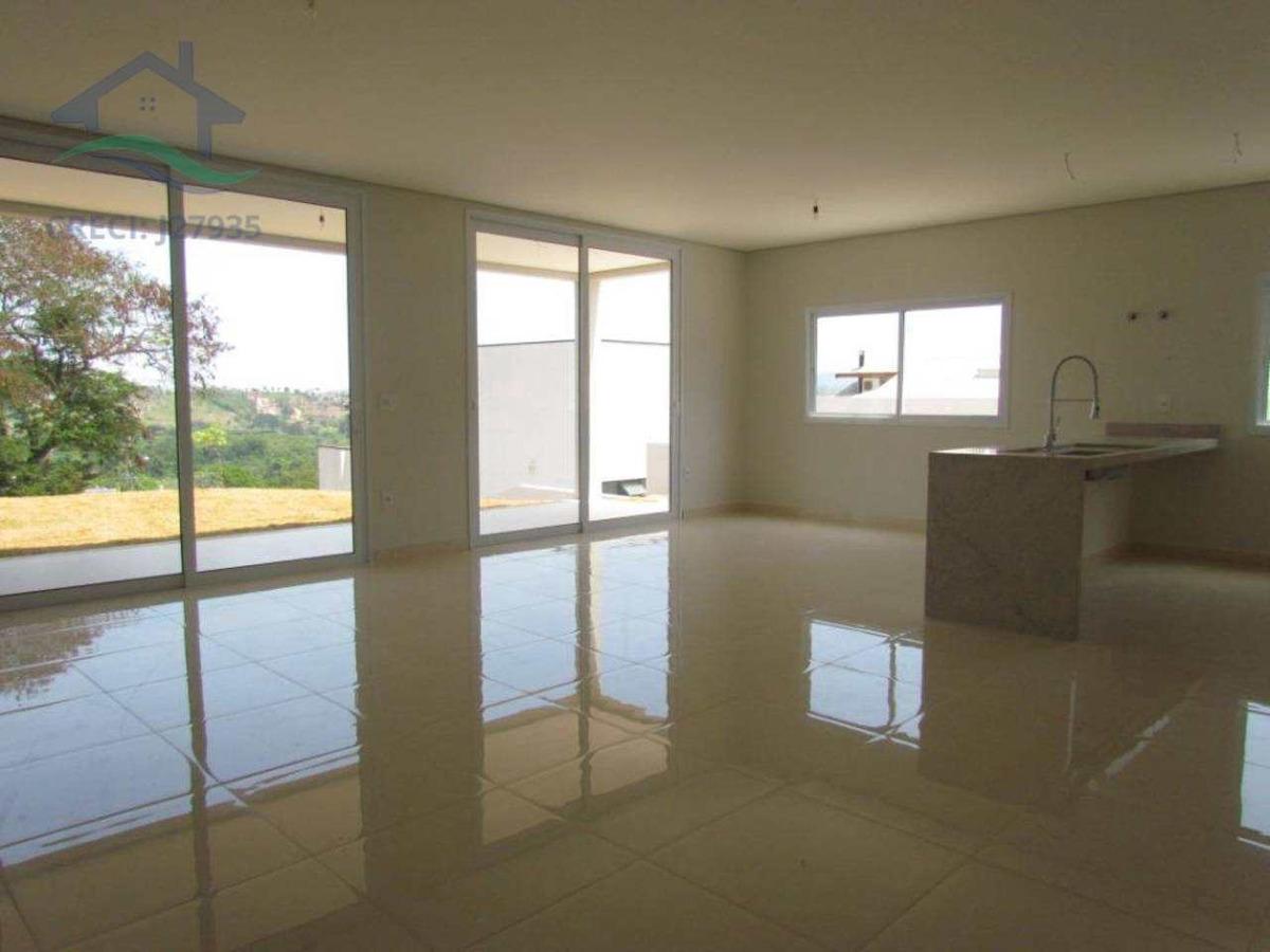 casa de condomínio com 3 dorms, condomínio serra da estrela, atibaia - r$ 795 mil, cod: 2203 - v2203