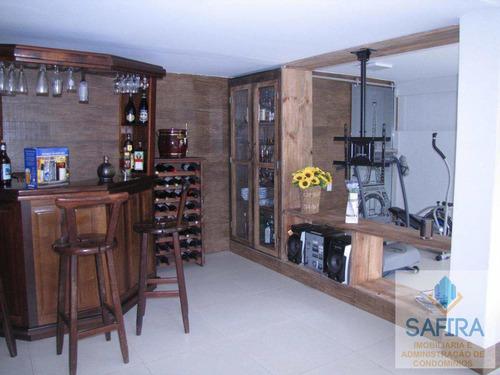 casa de condomínio com 3 dorms, ipelândia, suzano - r$ 450.000,00, 190m² - codigo: 672 - v672