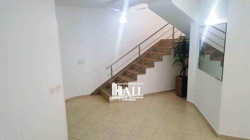 casa de condomínio com 3 dorms, jardim vista alegre, são josé do rio preto - r$ 848.000,00, 275m² - codigo: 4215 - v4215