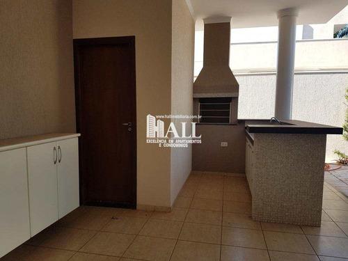 casa de condomínio com 3 dorms, jardim vista alegre, são josé do rio preto - r$ 948.000,00, 237m² - codigo: 3884 - v3884