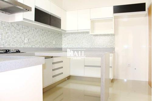 casa de condomínio com 3 dorms, parque industrial campo verde, são josé do rio preto - r$ 648.000,00, 200m² - codigo: 2434 - v2434