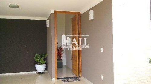 casa de condomínio com 3 dorms, residencial alta vista, são josé do rio preto - r$ 488.000,00, 148m² - codigo: 3419 - v3419