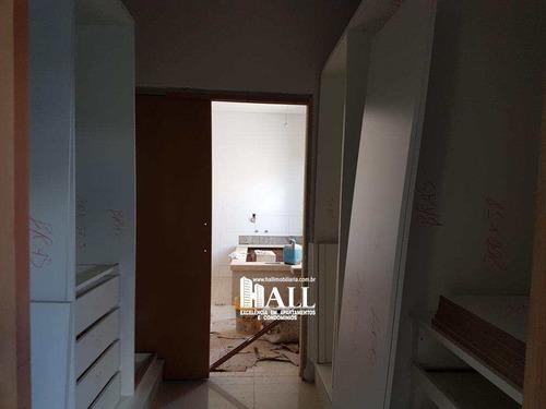 casa de condomínio com 3 dorms, residencial gaivota ii, são josé do rio preto - r$ 978.000,00, 230m² - codigo: 3245 - v3245