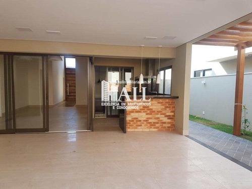 casa de condomínio com 3 dorms, residencial quinta do golfe, são josé do rio preto - r$ 1.819.000,00, 270m² - codigo: 4322 - v4322