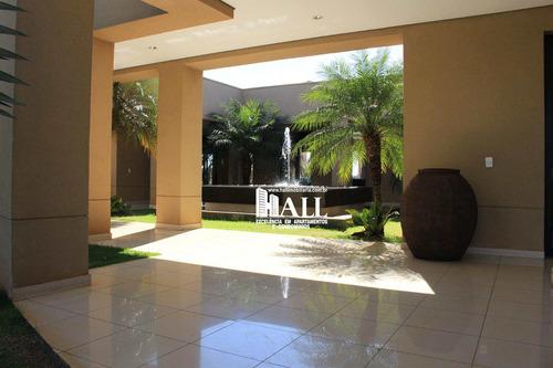 casa de condomínio com 3 dorms, residencial quinta do golfe, são josé do rio preto - r$ 1.945.000,00, 260m² - codigo: 4279 - v4279