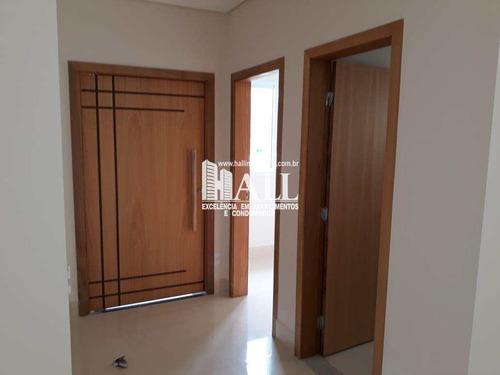 casa de condomínio com 3 dorms, village damha mirassol iii, mirassol - r$ 605.000,00, 165m² - codigo: 2768 - v2768