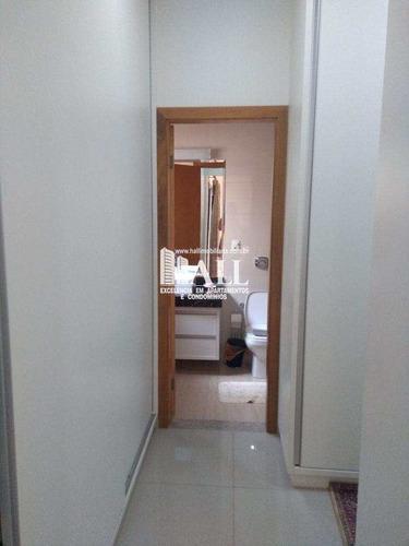 casa de condomínio com 3 dorms, village damha mirassol iii, mirassol - r$ 627.000,00, 175m² - codigo: 4233 - v4233