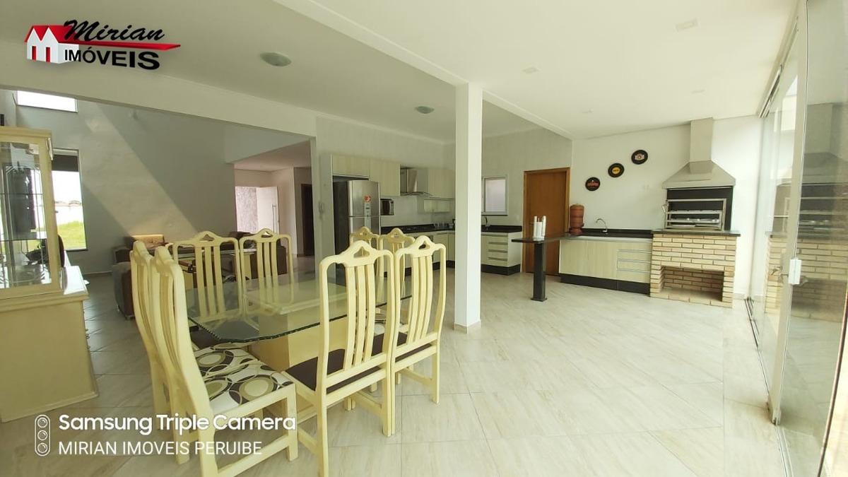 casa de condomínio com 4 dorms, bougainvillee iv, peruíbe - cc00123 - 34488441