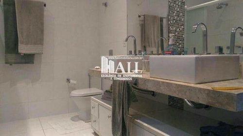casa de condomínio com 4 dorms, condomínio golden park residence, mirassol - r$ 968.000,00, 333m² - codigo: 3597 - v3597