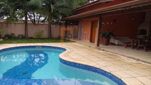 casa de condomínio com 4 dorms, jardim aracy, mogi das cruzes - r$ 850 mil, cod: 1004 - v1004