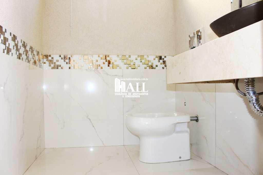 casa de condomínio com 4 dorms, parque residencial damha v, são josé do rio preto - r$ 1.190.000,00, 260m² - codigo: 2594 - v2594