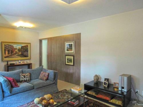 casa de condomínio com jardim, piscina e gourmet - 375-im278574