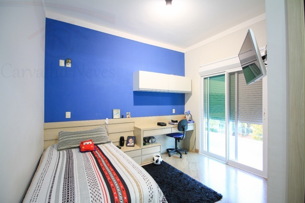 casa de condominio em chácara malota - jundiaí, sp - 2633