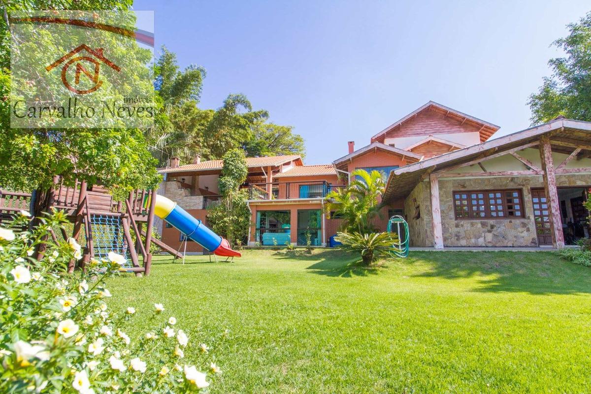 casa de condominio em jardim europa - jundiaí, sp - 3340