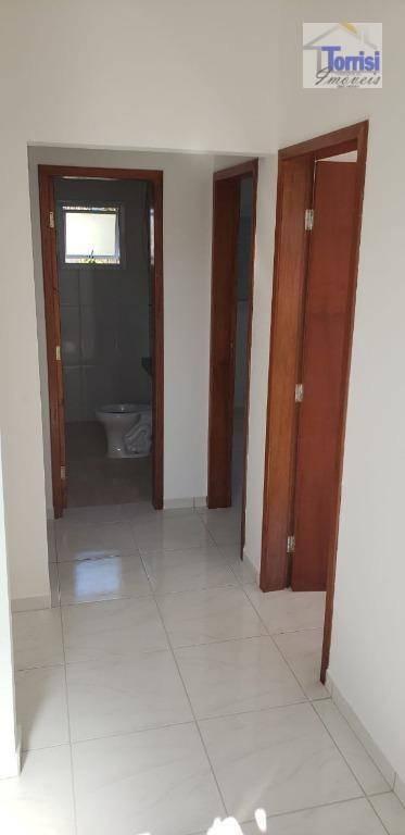 casa de condomínio em praia grande, 02 dormitórios, canto do forte, ca0151 - ca0151