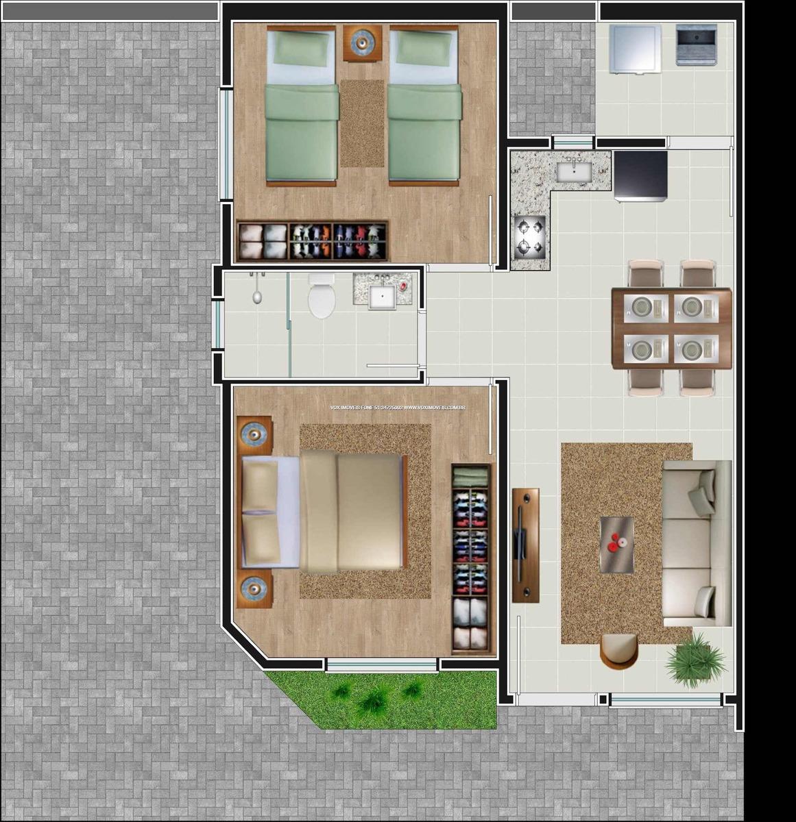 casa de condominio - niteroi - ref: 50383 - v-50383