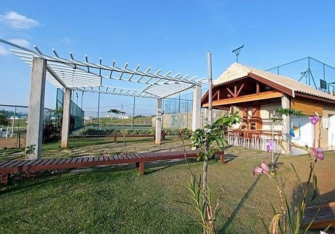 casa de condominio no swiss park geneve - ca1152