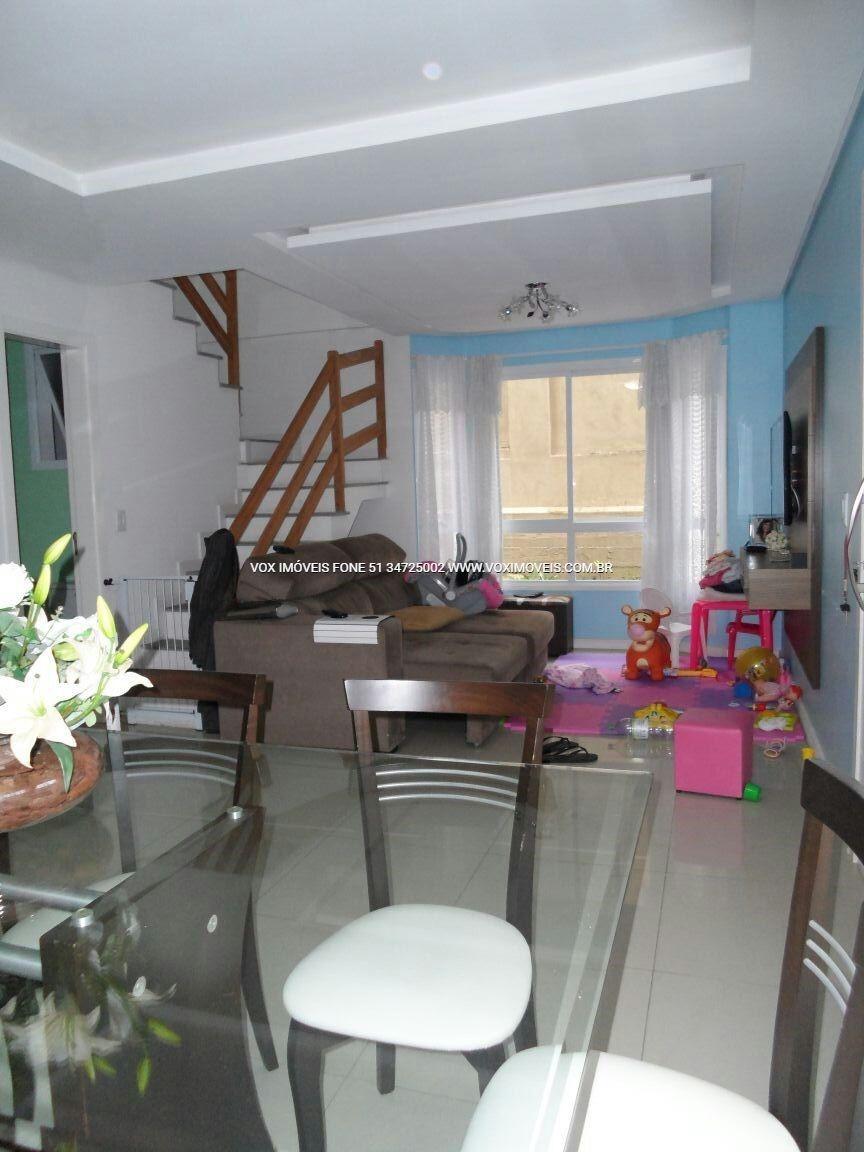 casa de condominio - nossa senhora das gracas - ref: 46726 - v-46726