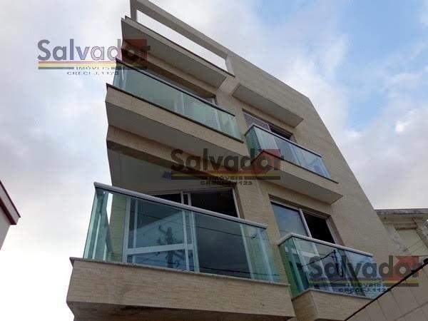 casa de condominio para venda, 2 dormitório(s) - 5585