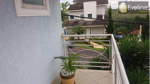 casa de condomínio, parque residencial itapeti, mogi das cruzes - r$ 950 mil, cod: 602 - v602