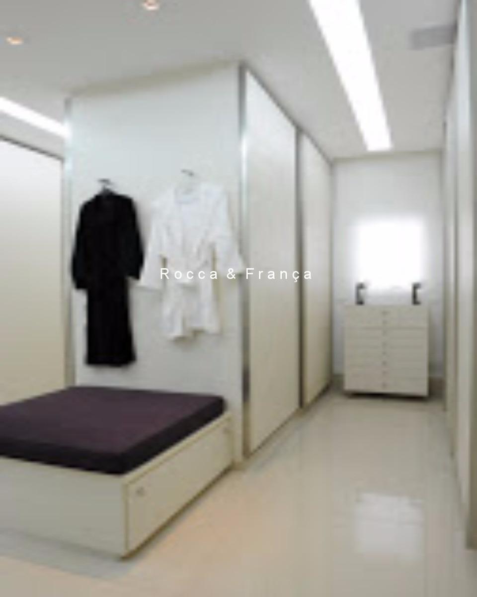 casa de condomínio residencial em são paulo - sp, morumbi - cc00056