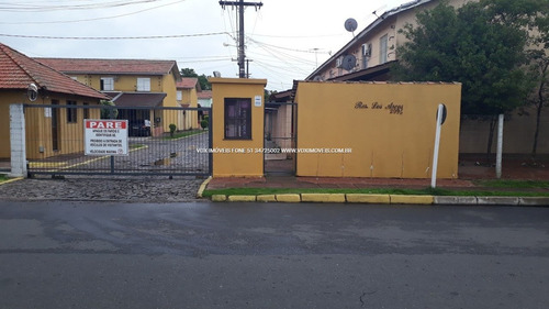 casa de condominio - rio branco - ref: 50396 - v-50396
