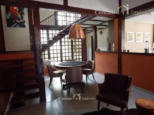 casa de condomínio à venda em atibaia - cf-0041-1