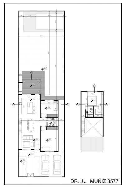 casa de cuatro ambientes en venta, castelar. zona residencial.