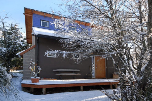 casa de diseño en bariloche. max. 5 pax. ene y feb completo!