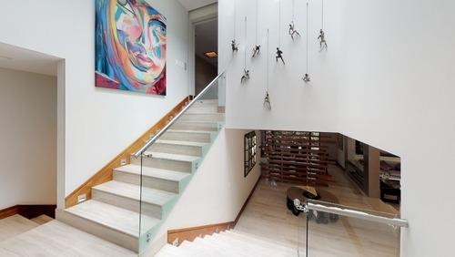 casa de diseño en lomas de vistahermosa