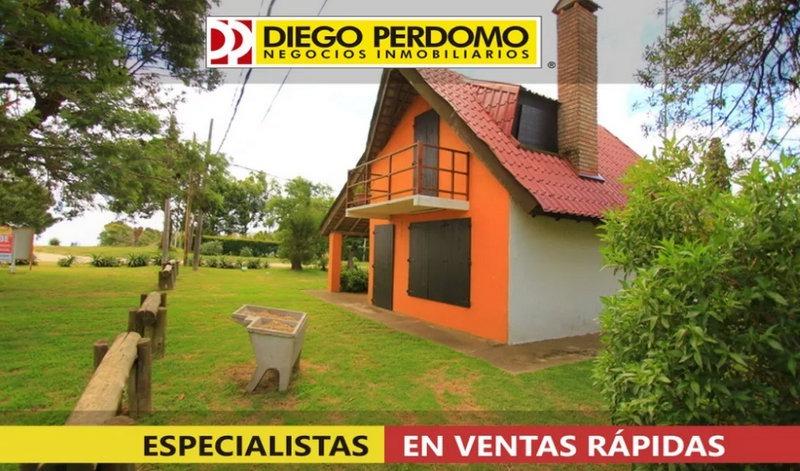 casa de dos dormitorios en venta, balneario kiyú,uruguay