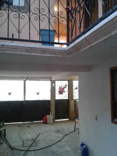 casa de dos niveles cerca de carretera pachuca-sahagun