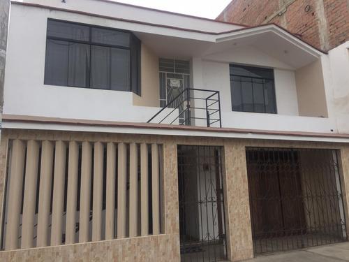 casa de dos pisos con proyeccion a tres buenos simientos