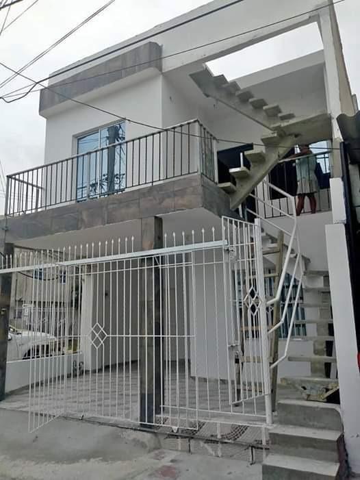 casa de dos plantas independientes