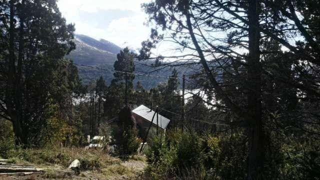 casa de ensueño en el bosque con gran vista al l. gutierrez