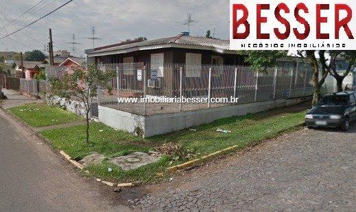 casa de esquina com 4 dormitorios em sapucaia - v-132