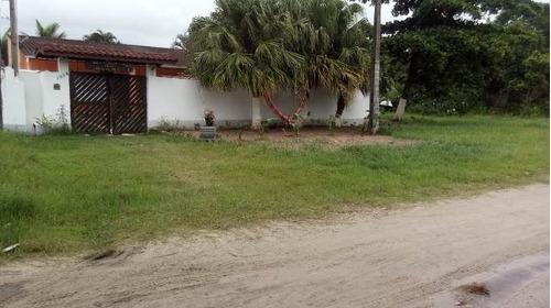 casa de esquina no recanto dos bandeirantes, na praia 4017