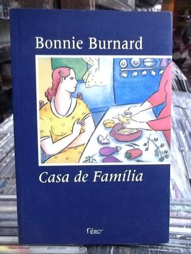 casa de familia bonnie burnard livro