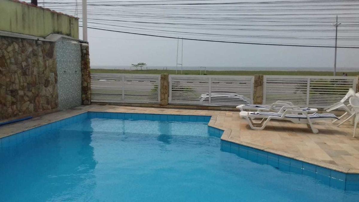 casa de frente para o mar. ótima localização! caraguatatuba