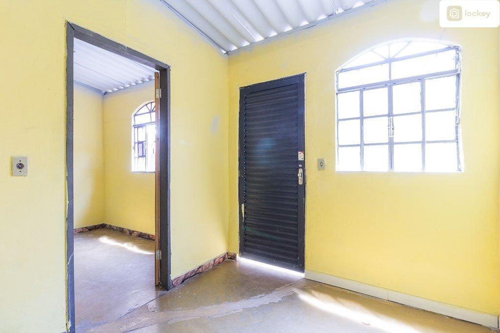 casa de fundos com 23m² e 1 quarto - 10243