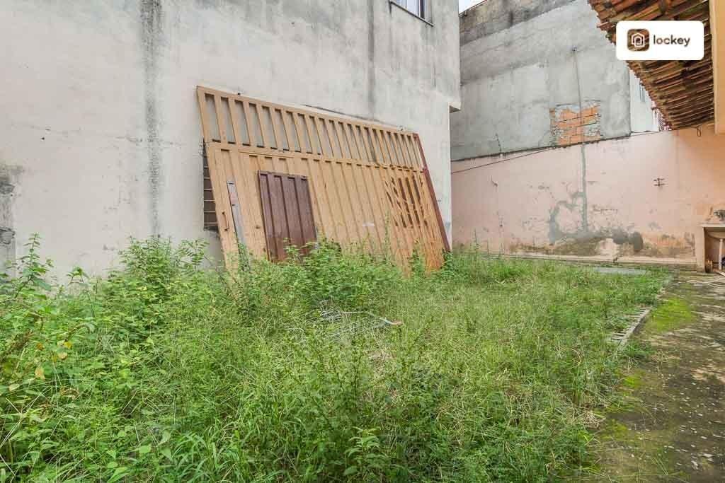 casa de fundos com 50m² e 1 quarto - 12543