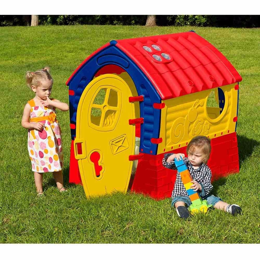 casa de juegos pal play jardin nios fernapet