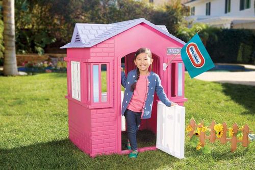 casa de juegos para niñas little tikes + envio gratis