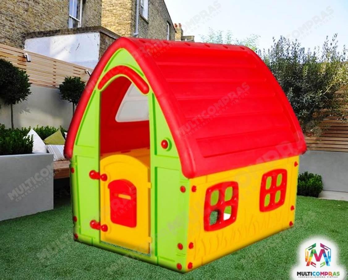 Emejing juegos para jardin infantil ideas design trends for Casa infantil jardin