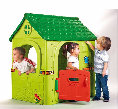 Casa de juguete para los ni os fantasy feber 2 - Casas de juguetes para ninos ...