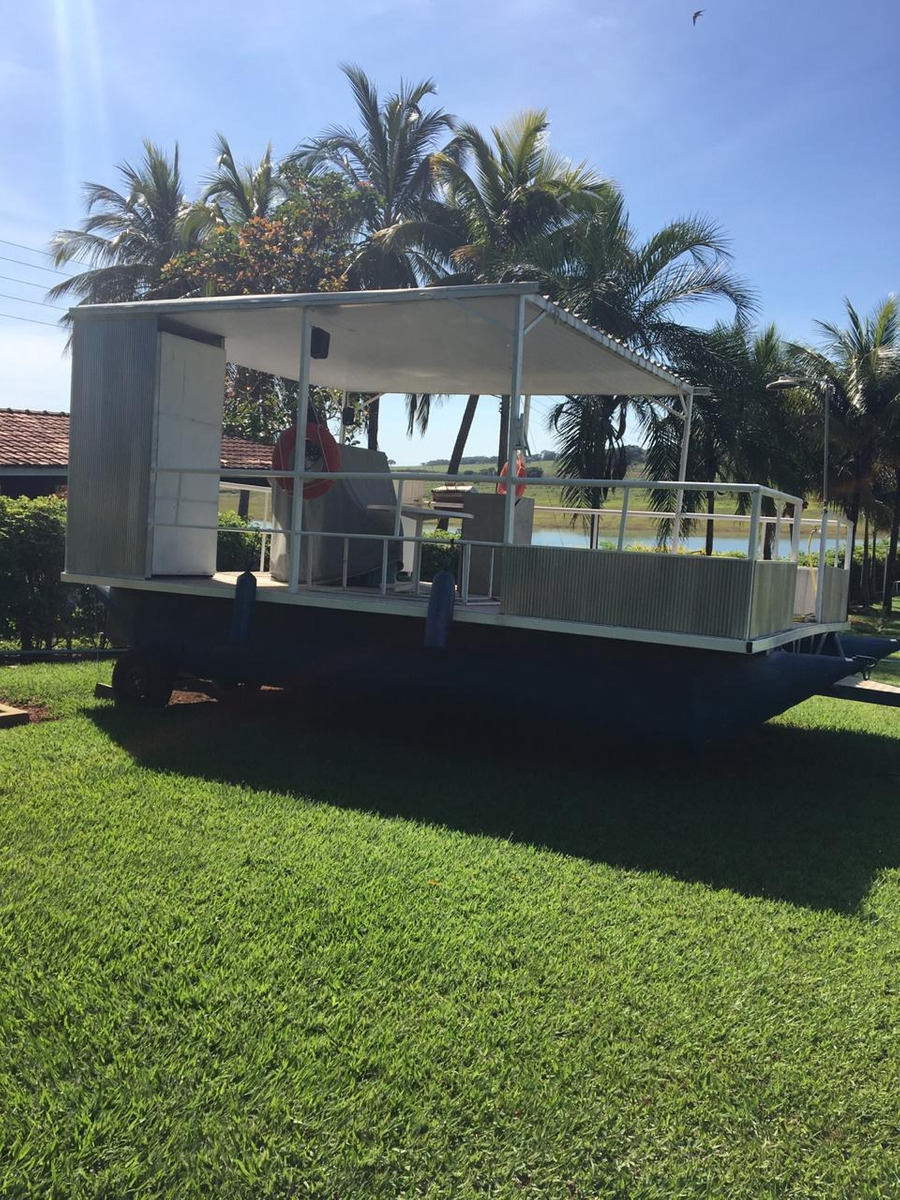 casa de lazer no lago das brisas
